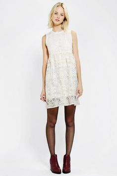 Little White Lies Amber Lace Dress #prettytough #urbanoutfitters