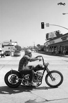 We love this Short Chop.. Harley-Davidson of Long Branch www.hdlongbranch.com