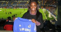 ENIOLA ALUKO Date of birth: 21/02/1987 Birthplace: Lagos Nationality: British Position: Forward Squad number: 9 Previous clubs: Birmingham City, Charlton Athletic, Chelsea, St Louis Athletica, Atlanta Beat, Sky Blue FC, Birmingham City England international Eniola Aluko re-joined Chelsea Ladies for a second spell at the club ahead of the 2013 season. Aluko becomes the third member of Great Britain's 2012 Olympic squad in the Chelsea ranks, joining current Blues Claire Rafferty and Dunia…