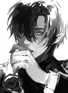 Manga Anime, Manga Art, Anime Art, Hot Anime Boy, Cute Anime Guys, Anime Boys, Character Inspiration, Character Art, Anime Kunst