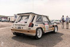 Renault 5 Maxi Turbo Group B Rally Car | Flickr - Photo Sharing!