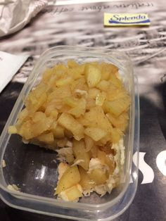Cohen Apple Ref Cake (no cream , only Splenda and cinnamon) Cohen Diet Recipes, Yummy Recipes, Yummy Food, Healthy Recipes, Simply Filling, Meal Prep, Cinnamon, Healthy Food, Clean Eating
