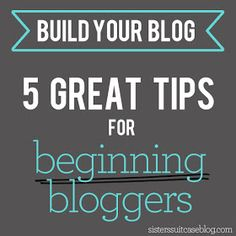 My Sister's Suitcase: Build Your Blog Conference + Tips for Beginner Bloggers