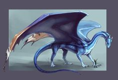 Lily the Longwing by Laurelhach23 on DeviantArt