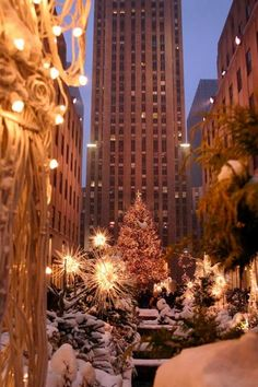 NYC during Xmas - one of the best times of the years to be here!!!!