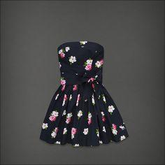 Abercrombie & Fitch - Shop Official Site - Womens - Dresses - Annabel Dress