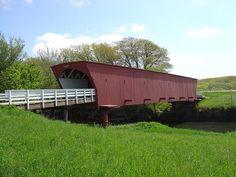 Hogback #Covered #Bridge - Madison County, #Iowa - http://dennisharper.lnf.com/