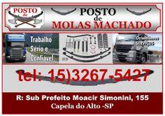 JORNAL AÇÃO POLICIAL SOROCABA E REGIÃO ONLINE: POSTO DE  MOLAS MACHADO  Rua: Sub Prefeito Moacir ...