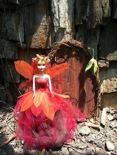 Fairy... #Leaf skeleton