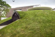 Het Nieuwe Paviljoen in Rotterdam Museumpark