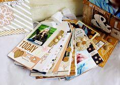 TERESA COLLINS DESIGNS: DEBUT- LIFE EMPORIUM.... NEW TC RELEASE!   wood grain, cork, warm pink, gold.