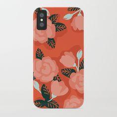Fall Roses iPhone Case by yoshiniwhite Iphone Cases, Profile, Plastic, Slim, Rose, Fall, Design, User Profile, Autumn