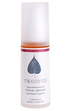 Miessence Rejuvenessence Facial Serum (tired, stressed, ageing skin). $42.00