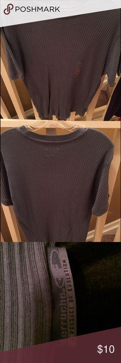 Mens gray/blue shirt brand new! Brand new mens Grayish blue shirt! Ferruche  Shirts Tees - Short Sleeve