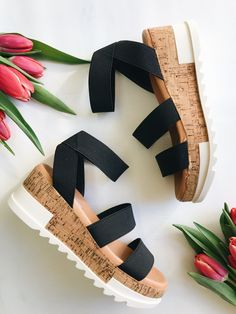 Shop Women's Steve Madden Black size 7 Sandals at a discounted price at Poshmark. Description: Steve Madden Bandi new with box. Women's Shoes Sandals, Wedge Shoes, Shoe Boots, Vans Shoes, Sandals Platform, Golf Shoes, Steve Madden Platform Sandals, Winter Shoes, Summer Shoes