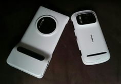 Nokia 1020 and 808, a lovely pair