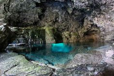 Cyprus Lake & The Grotto - Bruce Peninsula National Park Places To Travel, Places To See, Tobermory Ontario, Cyprus Paphos, Cyprus Holiday, Parque Natural, Ontario Travel, Road Trip, English Castles