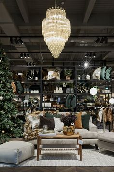 5 things we love about the new H&M Home Bullring store in Birmingham Chandelier For Sale, Chandelier Lighting, Hm Home, Home Decor Store, Types Of Houses, Store Fronts, Lamp Light, Floor Lamp, Lounge