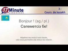Cours de kazakh gratuit (vidéo) - YouTube