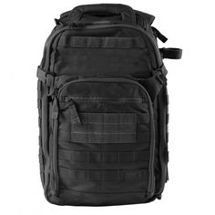 All Hazards Prime Backpack in Black | one of my backpacks.. Mostly for my tech stuff (laptop, screw drivers, flashlight, pouches of cables etc.)