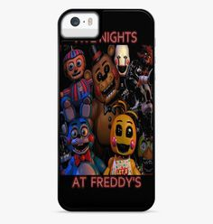 Buy Five Nights at Freddy's iPhone 6S Plus Case here