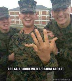 Marine Corps humor