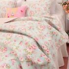 Shabby Chic Home Decor Shabby Chic Bedrooms, Shabby Chic Cottage, Shabby Chic Homes, Shabby Chic Furniture, Shabby Chic Decor, Cotton Bedding Sets, King Bedding Sets, Floral Bedspread, Blue Duvet
