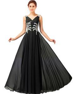 Rochie lunga de bal cu cristale Prom Dresses, Formal Dresses, Bali, Chiffon, Orice, Wordpress, Fashion, Gowns, Dresses For Formal
