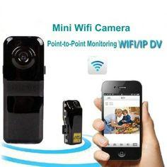 Portable Mini HD WIFI Camera MD81