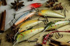 Prezent - zestaw na troć #wędkarstwo #prezentdlaniego #prezenty Troll, Fish, Pisces
