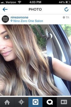 100 blonde and brown highlights for a fresh new look page page 04 Dark Blonde Hair, Blonde Balayage, Color Rubio, Hair Color And Cut, Hair Colour, Great Hair, Fall Hair, Gorgeous Hair, Hair Hacks