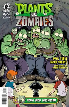 Plants vs Zombies Ongoing (2015) Issue #12