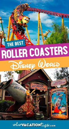 How about some backstage passes? I'm really excited about today's article because I'm a major roller coaster fiend -- and no one does themed roller coasters better than Disney World! In today's article, we rank the Disney World roller coasters from worst to best. One pick is going to be controversial (you've been warned!) Disney On A Budget, Disney Vacation Planning, Disney World Planning, Walt Disney World Vacations, Disney Travel, Disney Parks, Disney World Tips And Tricks, Disney Tips, Disney World Height Requirements