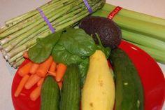 Vegetables for VitaMix Vegetable Soup