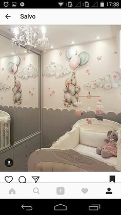 Easy Ways to Design and Decorate a Kids' Room Best Baby Room Decor Ideas Baby Bedroom, Baby Boy Rooms, Baby Room Decor, Nursery Room, Girl Nursery, Girl Room, Girls Bedroom, Nursery Themes, Bedrooms