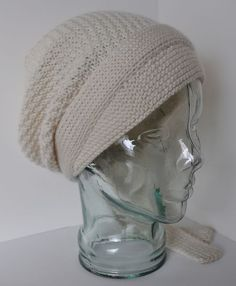 Free knitting pattern for slouch hat Do-It-Yourself Peasant Cap and more free slouchy hat knitting patterns at http://intheloopknitting.com/slouchy-hat-knitting-patterns/