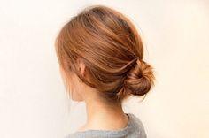 夏はやっぱりまとめ髪♡手順付きですぐできるアレンジを集めました♪ - Yahoo! BEAUTY