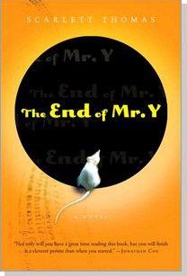 """The End of Mr. Y"" - Fiction - read the Salon.com review."