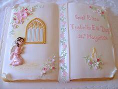 Angel Book — First Communion
