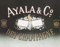 Champagne Ayala - Ayala & Co, Dry Chamapgne