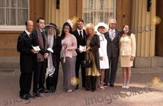 Bee Gees Family | Bee Gees Photo - 054982 05/27/2004 the Gibb Family Bee Gees Recieve ...