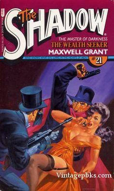 The Shadow The Wealth Seeker, cover by Jim Steranko Pulp Fiction Art, Pulp Art, Nick Fury, Comic Book Artists, Comic Books Art, Indiana Jones, Jim Steranko, Pulp Magazine, Magazine Covers