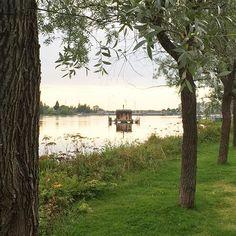 Vielä on kelejä! #KesänSauna #OulunSauna (#saunalautta #yleinensauna #publicsauna #oulu #sauna )