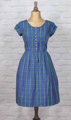 Vintage 80s Dirndl Dress Trachten Bavarian by VintageFairyBoutique