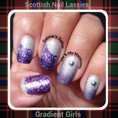 SUNDAY, 2 JUNE 2013  Scottish Nail Lassies