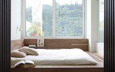 idee chambre zen grand lit
