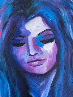 New painting: Winter #acryliconcanvas #unefemme #acrylicpainting #abstractexpressionism Abstract Expressionism, Painting, Smile, Winter, Woman, Winter Time, Painting Art, Paintings, Smiling Faces