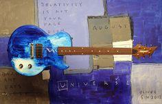 Art Guitar Fibenare - Oliver Sin 2013