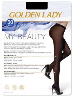 Golden Lady My Beauty 50 den (mikrofibra)