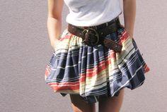 Balónová sukně | šijeme, pleteme ...